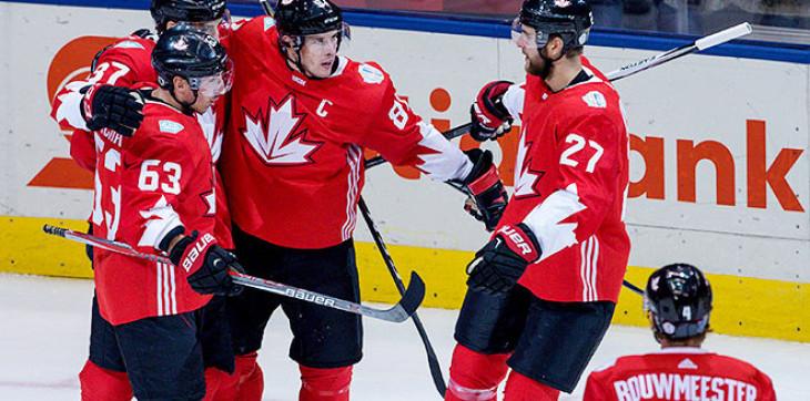 команда Канады на ЧМ по хоккею 2019