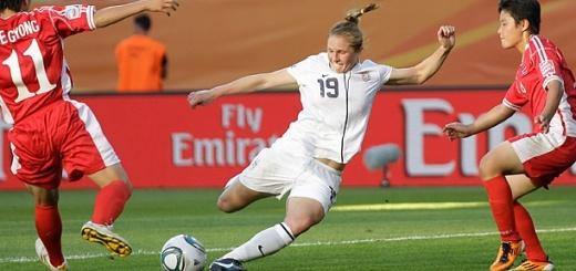 футбол, женщины, чемпионат Мира