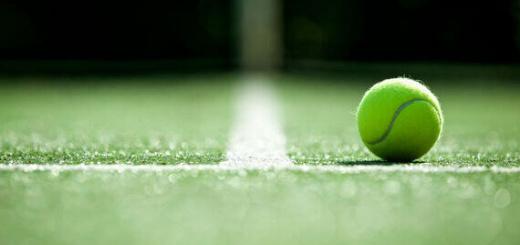 теннис онлайн